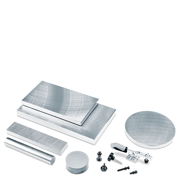 Standard parts for die and mould making.